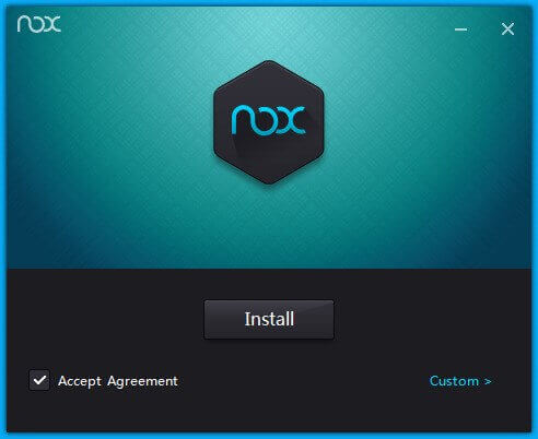 Google Play Store For PC Using Nox App Player